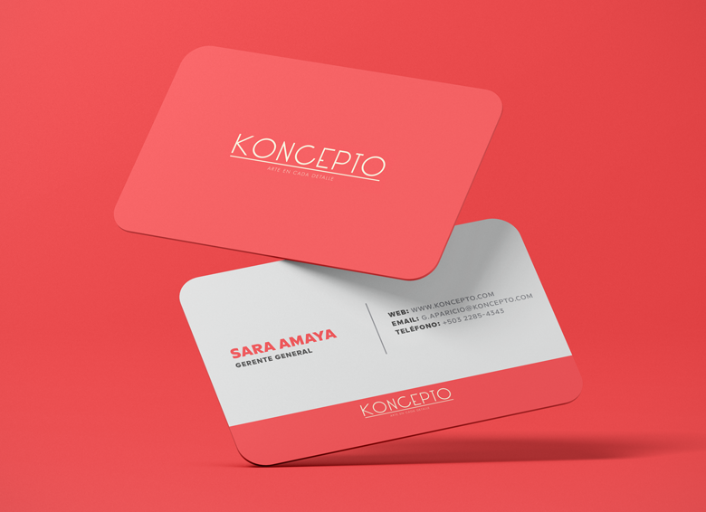 koncepto, branding, graphic design